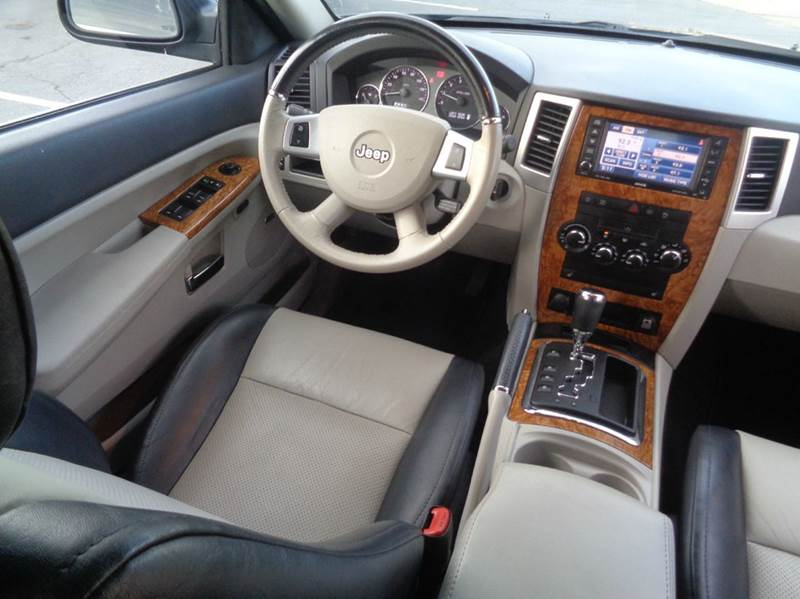 2008 jeep grand cherokee 5.7 limited