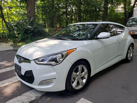 2014 Hyundai Veloster for sale in Ozone Park, NY
