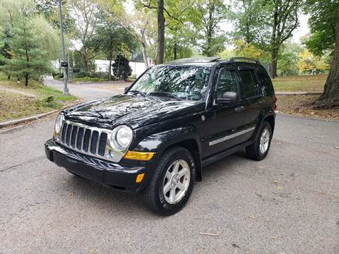 2007 Jeep Liberty for sale in Ozone Park, NY