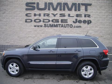 2012 Jeep Grand Cherokee for sale in Fond Du Lac, WI
