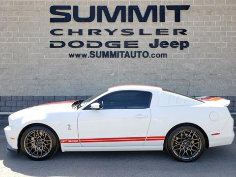 2014 Ford Shelby GT500 for sale in Fond Du Lac, WI