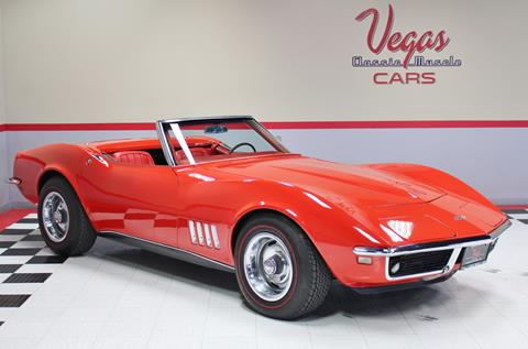 Vegas Classic Muscle Cars - Henderson NV - Inventory Listings