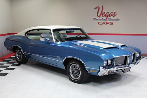1972 Oldsmobile 442 for sale in Henderson, NV