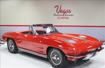 1963 Chevrolet Corvette for sale in Henderson, NV