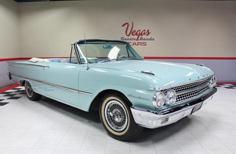 1961 Ford Galaxie for sale in Henderson, NV