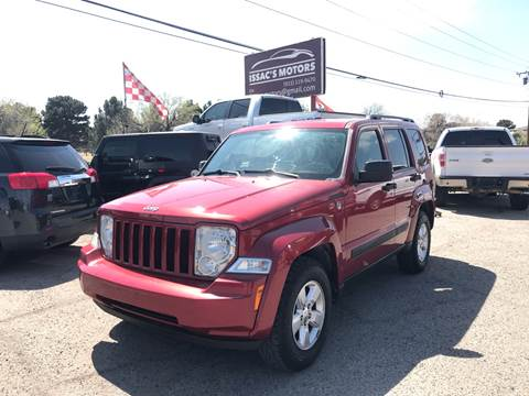 2010 Jeep Liberty for sale in El Paso, TX