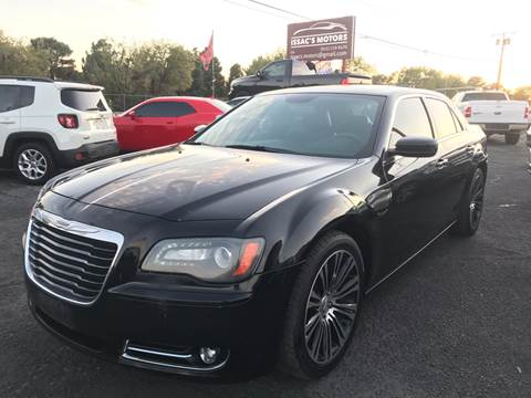 Chrysler 300s For Sale >> Used Chrysler 300 For Sale In El Paso Tx Carsforsale Com