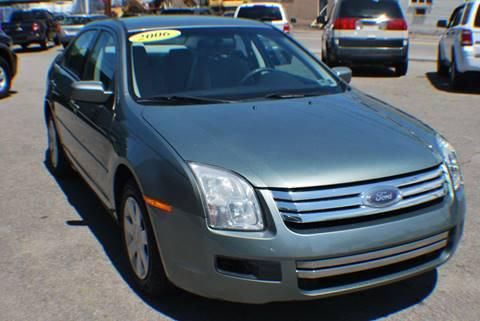 2006 Ford Fusion for sale in Scranton, PA
