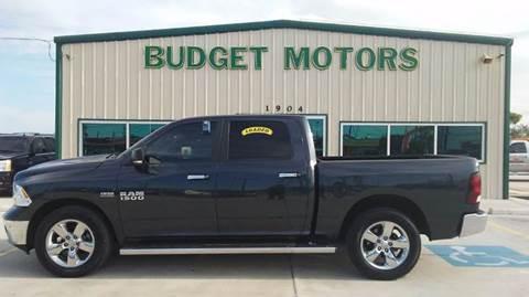 2015 RAM Ram Pickup 1500 for sale at Budget Motors in Aransas Pass TX