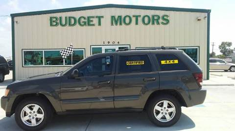 2006 Jeep Grand Cherokee for sale at Budget Motors in Aransas Pass TX