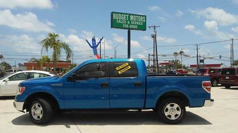 2012 Ford F-150 for sale at Budget Motors in Aransas Pass TX
