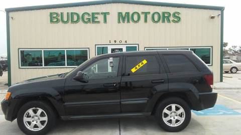 2008 Jeep Grand Cherokee for sale at Budget Motors in Aransas Pass TX