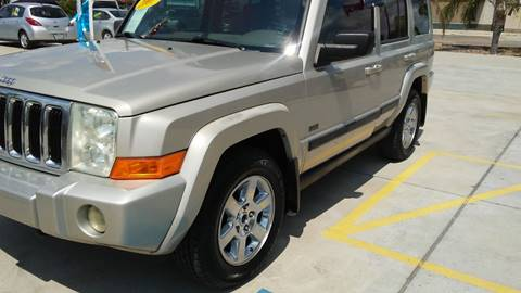 2007 Jeep Commander for sale at Budget Motors in Aransas Pass TX