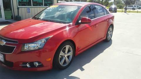 2014 Chevrolet Cruze for sale at Budget Motors in Aransas Pass TX