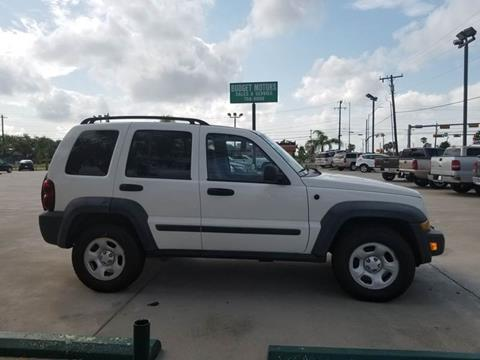 2007 Jeep Liberty for sale at Budget Motors in Aransas Pass TX