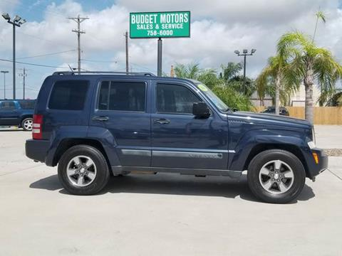 2008 Jeep Liberty for sale at Budget Motors in Aransas Pass TX