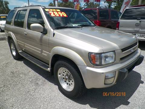 1997 Infiniti QX4 for sale in Deland, FL