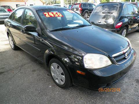2008 Suzuki Forenza for sale in Deland, FL
