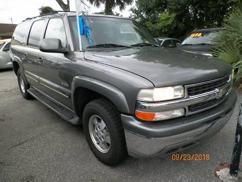 2000 Chevrolet Suburban for sale in Deland, FL