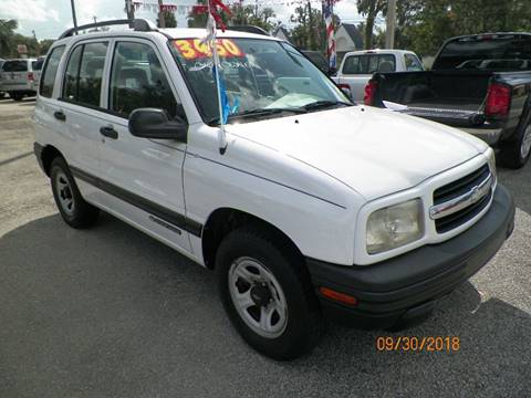 2002 Chevrolet Tracker for sale in Deland, FL