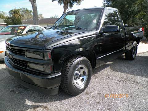1998 Chevrolet C/K 1500 Series for sale at ANYTHING ON WHEELS INC in Deland FL