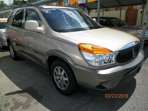 2002 buick rendezvous suv problems