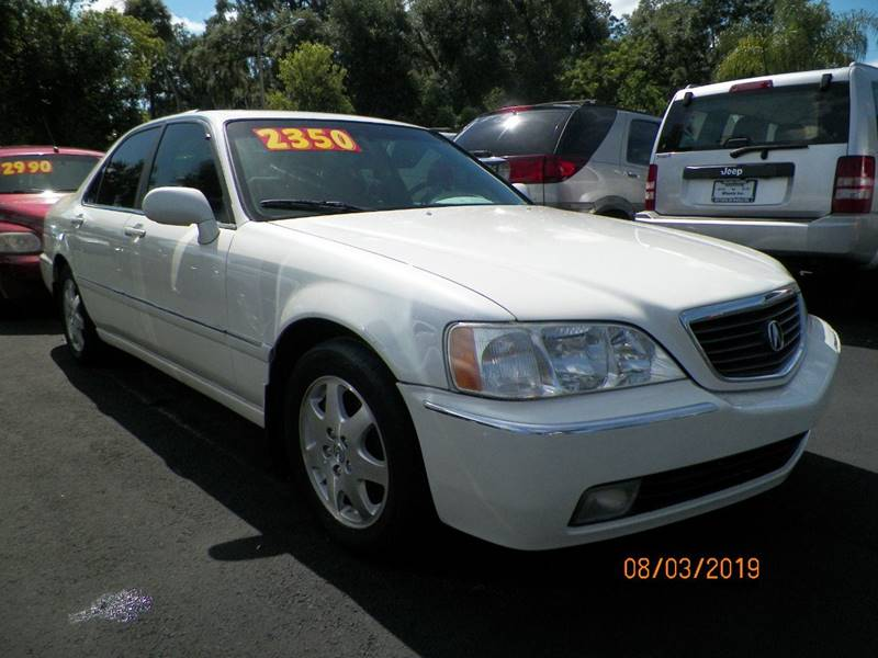 Acura Rl Dr Sedan In Deland FL ANYTHING ON WHEELS INC - Acura rl wheels