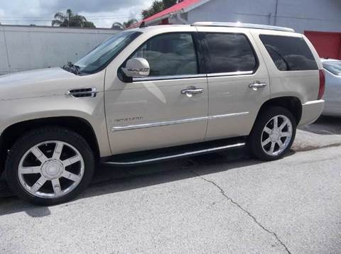 2007 Cadillac Escalade for sale at ANYTHING ON WHEELS INC in Deland FL