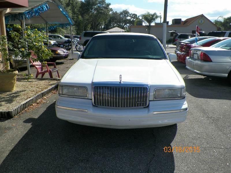 1997 Lincoln Town Car Executive 4dr Sedan - Deland FL