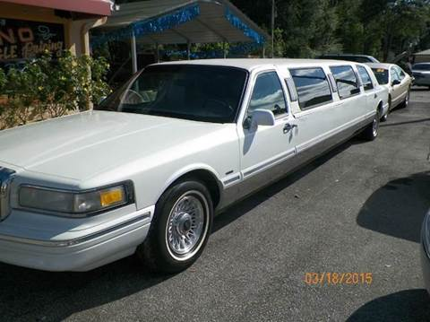 1997 Lincoln Town Car for sale in Deland, FL
