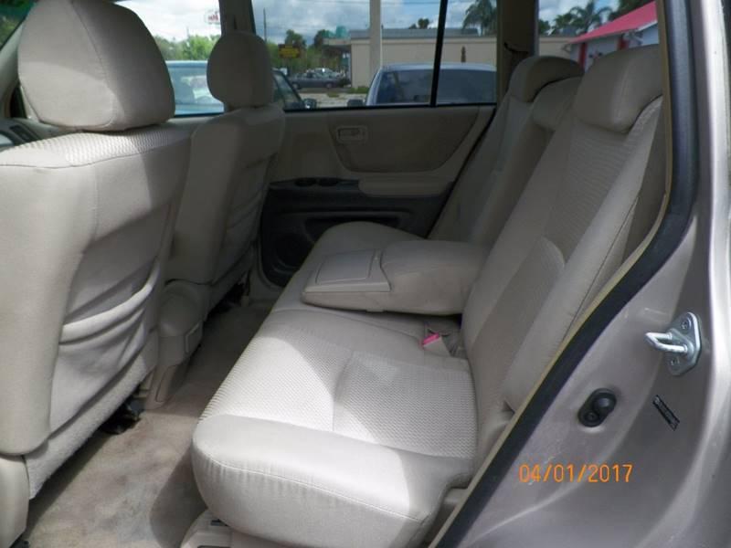 2007 Toyota Highlander 4dr SUV I4 - Deland FL