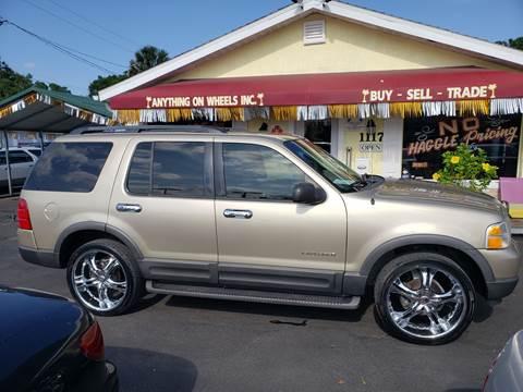 Anything On Wheels Inc Used Cars Deland Fl Dealer