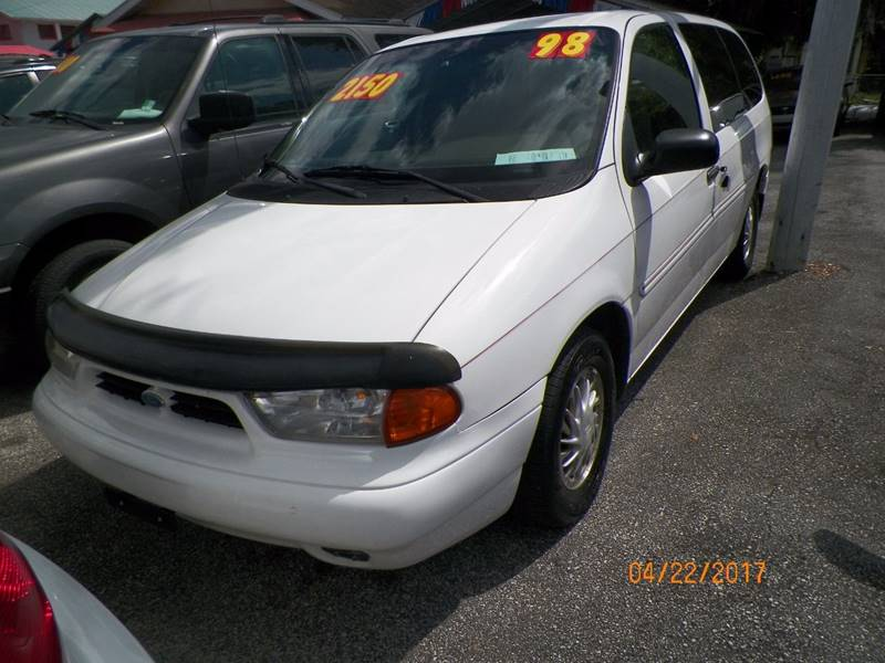 1998 Ford Windstar 3dr GL Mini-Van - Deland FL