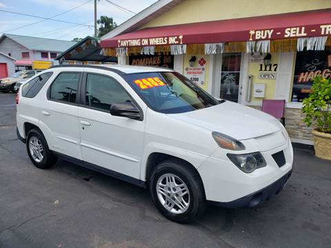 2003 Pontiac Aztek for sale in Deland, FL