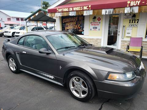 2003 Ford Mustang for sale in Deland, FL