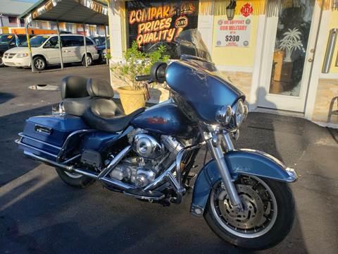 2005 Harley-Davidson Electra Glide for sale in Deland, FL