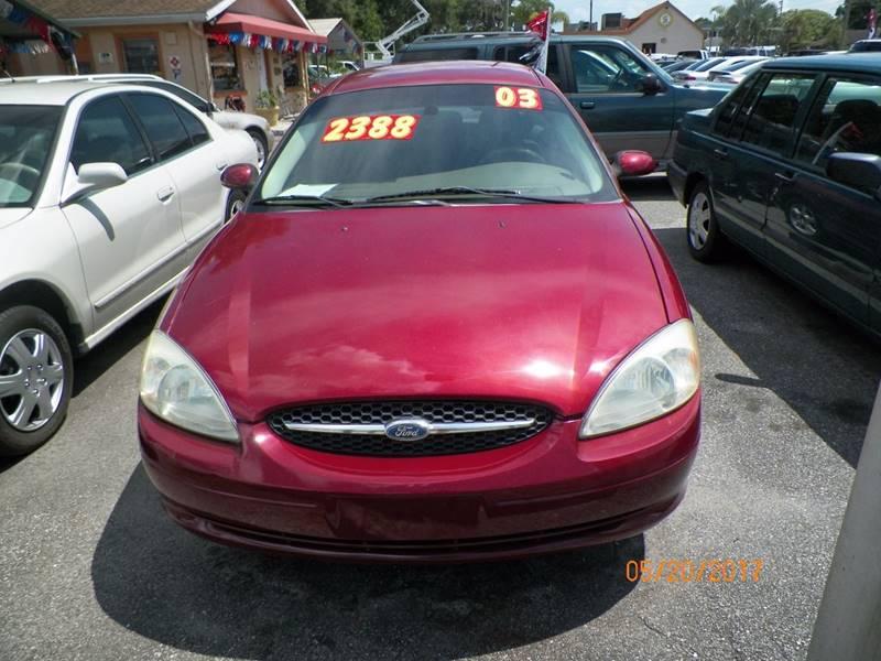 2003 Ford Taurus SES 4dr Sedan - Deland FL