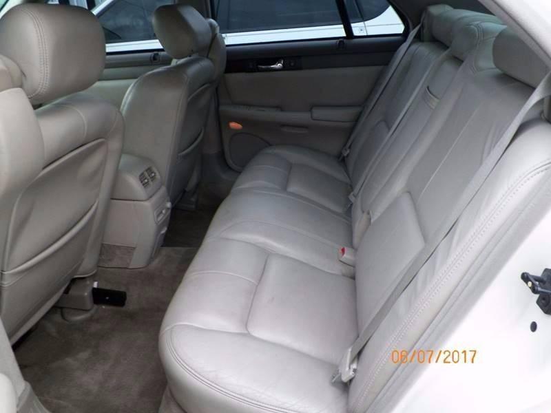 2001 Cadillac Seville SLS 4dr Sedan - Deland FL