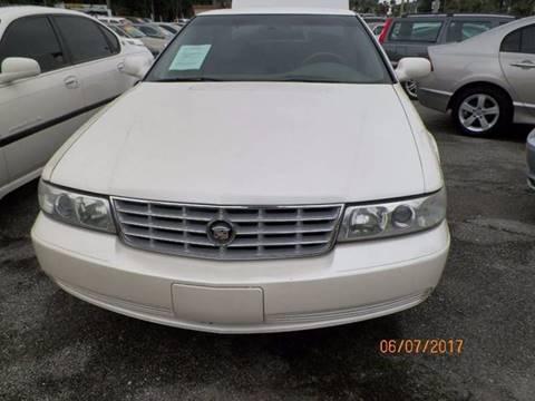 2001 Cadillac Seville for sale in Deland, FL