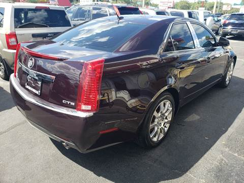 2008 Cadillac CTS 3.6L DI for sale at ANYTHING ON WHEELS INC in Deland FL