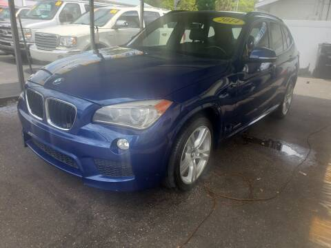 2014 BMW X1 xDrive28i for sale at ANYTHING ON WHEELS INC in Deland FL