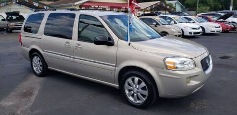 2007 Buick Terraza for sale at ANYTHING ON WHEELS INC in Deland FL