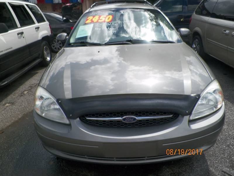 2002 Ford Taurus SEL Deluxe 4dr Wagon - Deland FL