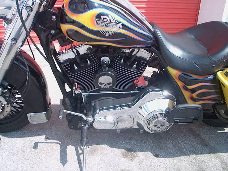2002 Harley-Davidson FLHPI Police bike  - Deland FL