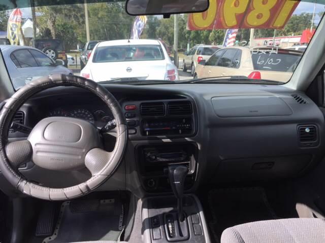 2000 Suzuki Grand Vitara 4dr JLX 4WD SUV - Deland FL