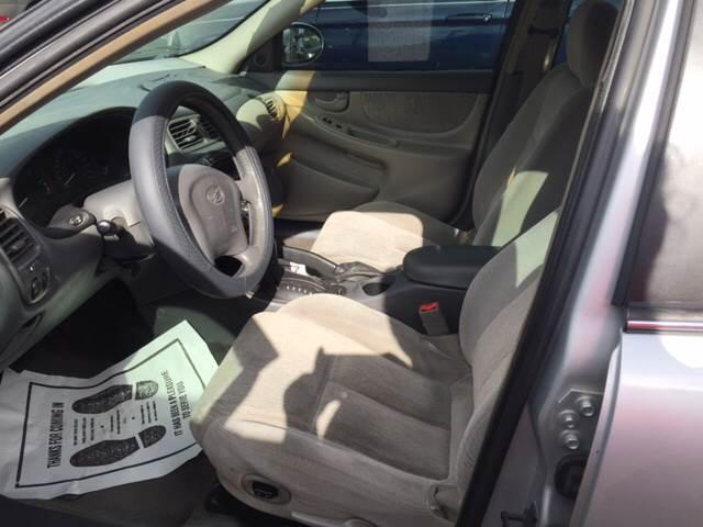 2002 Oldsmobile Alero GL 4dr Sedan w/1SB - Deland FL