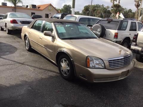 2005 Cadillac DeVille for sale in Deland, FL