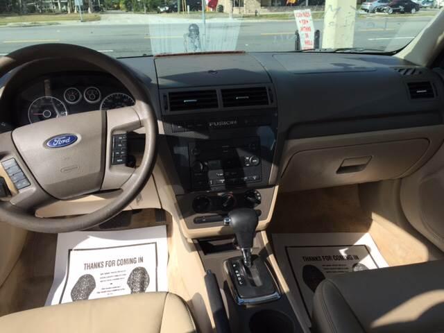 2006 Ford Fusion V6 SE 4dr Sedan - Deland FL
