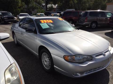 2000 Chevrolet Monte Carlo for sale in Deland, FL