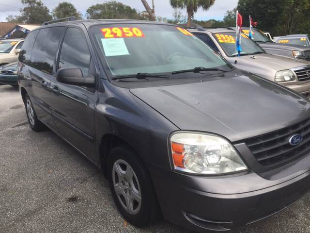 2006 Ford Freestar SE 4dr Mini-Van - Deland FL